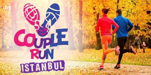 Couple Run / İstanbul