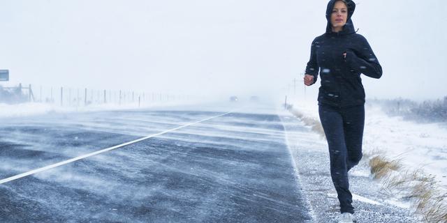 Kışın koşmak neden mi sağlıklı?