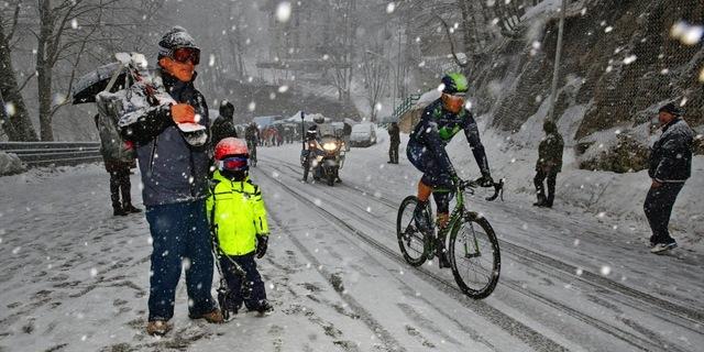 Nairo Quintana, Fransa Turu için hazırlık yapıyor