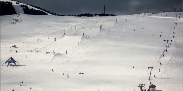 Uludağ Snowpark Tüm Kış Açık Olsun
