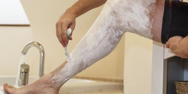 Bacak tıraşıyla ilgili sıradaki tartışma: