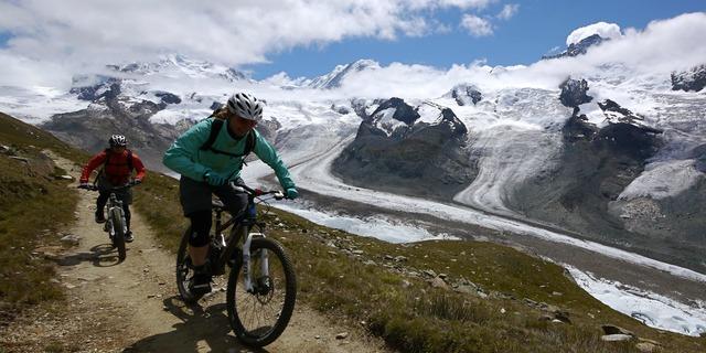Kışın dağ bisikleti yapmaya ne dersiniz?
