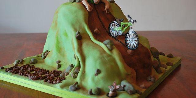 Galiba taşlara benzetmek için özel çikolata yapmışlar