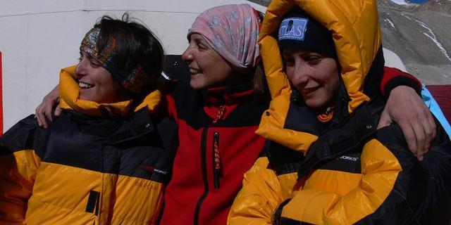 Everest kadın takımı…