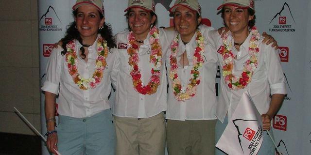 Everest kadın takımı