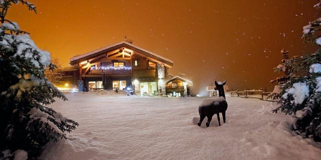 Hayallerdeki kayak oteli