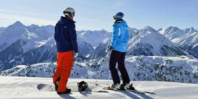 Kayak tatilinde dost yalan söyler!