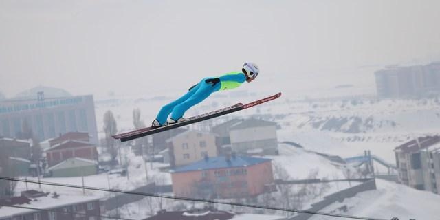40 ülkeden 832 genç sporcu Erzurum'da olacak