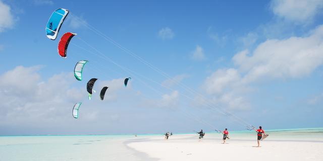 Kiteboard keyfi