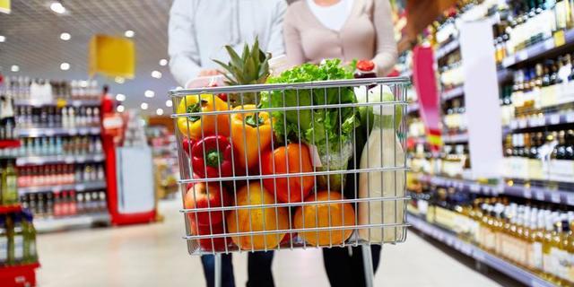 Düzenli yiyin, düzenli alışveriş yapın