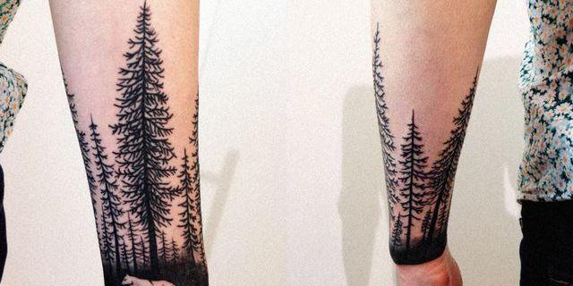 """""""İnsan yaptıracaksa böyle dövmeler yaptırmalı"""" dediğinizi duyar gibiyiz"""
