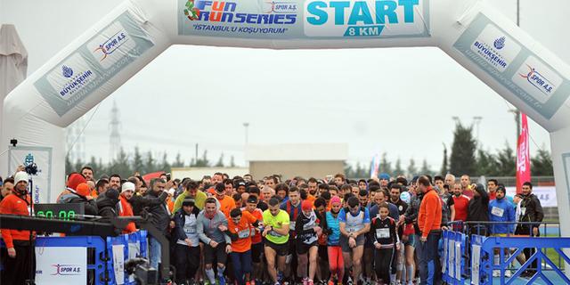 Fun Run Series - Kadınlar Koşusu