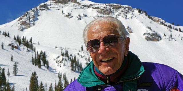 100 yaşındaki kayak tutkunu ile tanışın