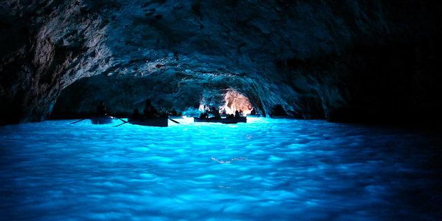 Capri'ye gitmek için bir sebep daha!