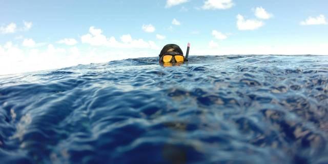 Ufak bir kayma maskeyi suyla doldurabilir