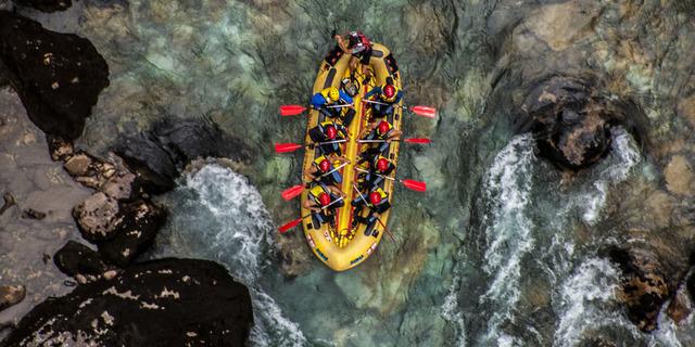Rafting hakkında doğru bilinen 10 yanlış
