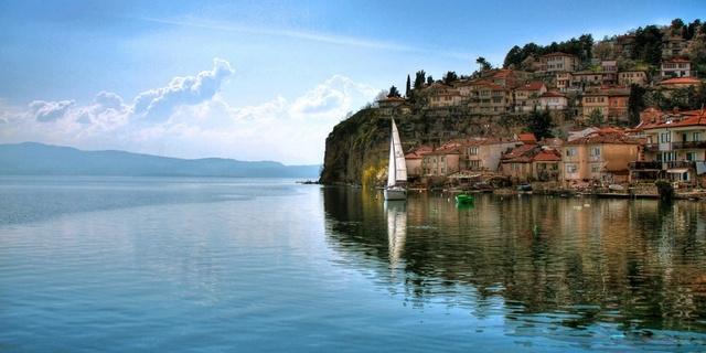 Ohri Gölü, Makedonya'nın medar-ı iftiharı