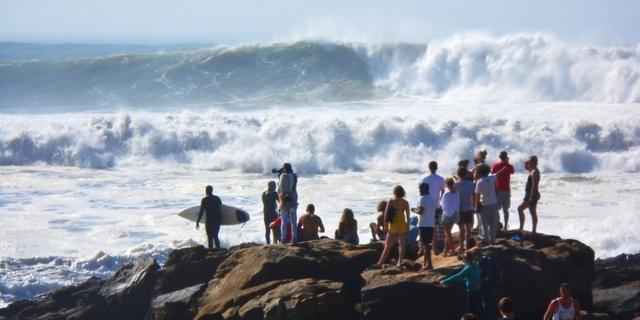 Atlantik kıyısındaki Taghazout tam bir sörf cenneti