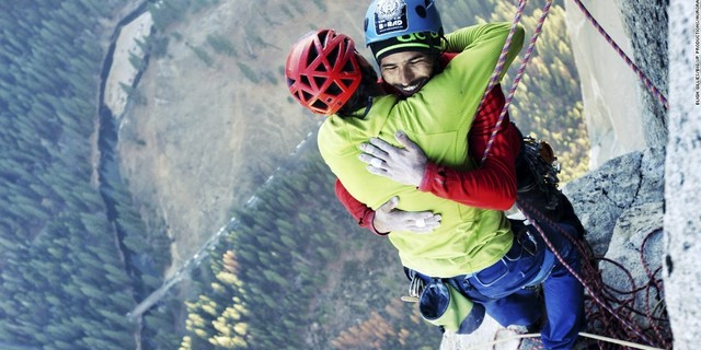 El Capitan'a malzemesiz tırmanış coşkusu