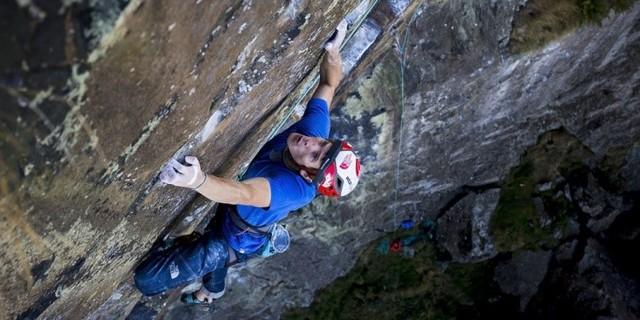 Dave MacLeod, bu tırmanış için iki yıl harcadı