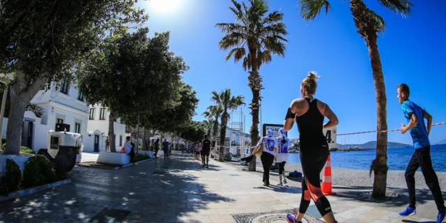 Bu bahar Bodrum'a koşmak için 5 neden