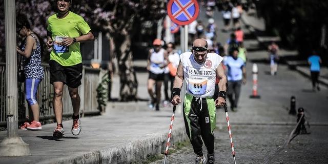 Koşmamak için bahane yok!