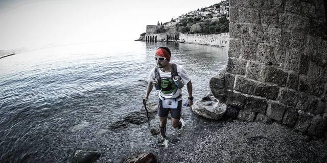 Ultra maraton sporcusu Alper Dalkılıç, Alanya Ultra Maratonu'nda başından geçenleri anlatıyor...