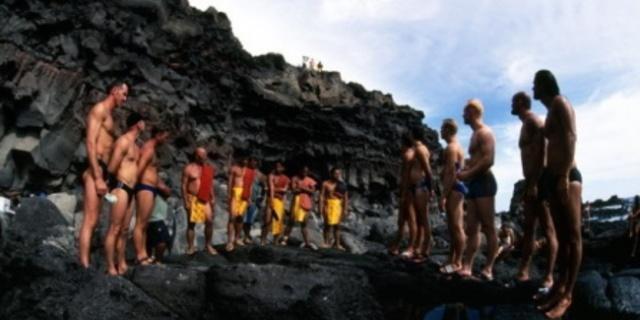 Geleneksel Hawaii atletleri