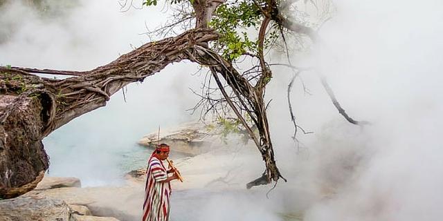 Kaynayan Nehir
