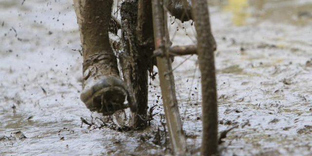 En zorlu koşullar için cyclocross