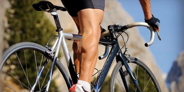 """""""Bu bacaklar beş saat pedal çevirir mi?"""""""