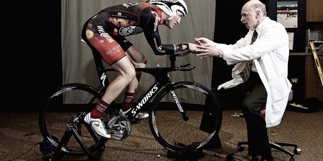 Bike fit için kendinizi profesyonellere emanet edin