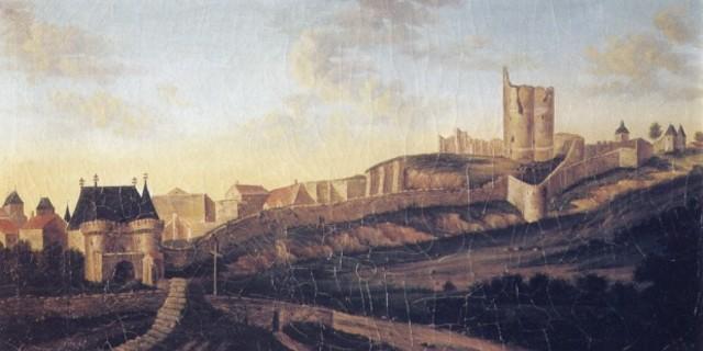 Pierre Desforges'in atlayış yaptığı bölgenin bir resmi