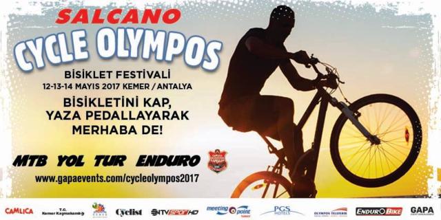 Salcano Cycle Olympos 2017