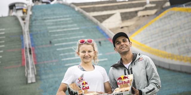 Red Bull 400 Erzurum şampiyonları