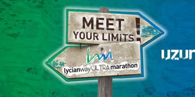 Likya Yolu Ultra Maratonu 2017