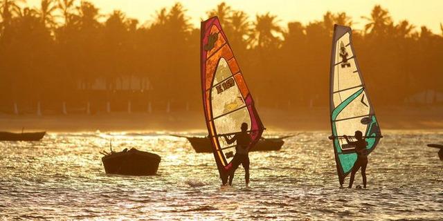 Rüzgar sörfü yaparken yanınızda istemeyeceğiniz 5 tip