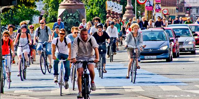 Dünyanın en bisiklet dostu 20 şehri açıklandı!