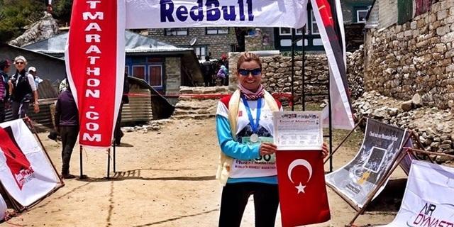 Everest Maratonu Türkiye elçisi: