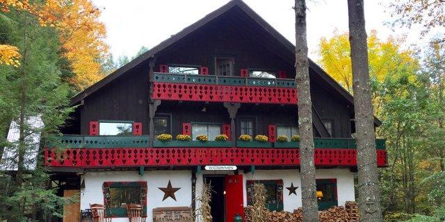 Grünberg Haus Inn Kabinleri