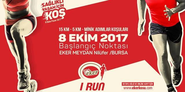 Eker I Run Koşusu 2017