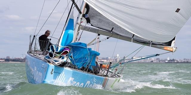 Ülkemizin sayılı açık deniz solo yarışçılarından: