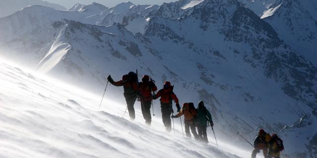 İşte Elbrus maceracıları