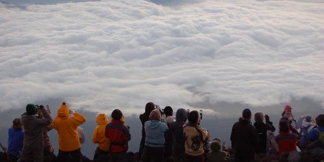 """Bu yolculukta sizi böyle """"bulutlu"""" manzaralar da bekliyor"""