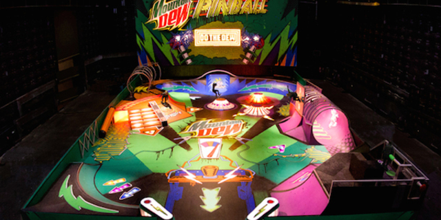 Pinball Machine Park