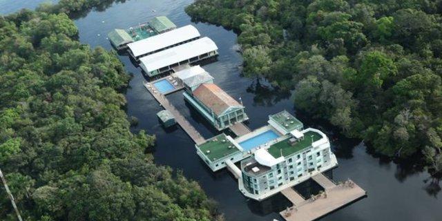 Amazon Jungle Palace, Brezilya