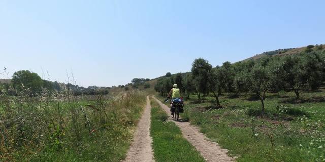 Guney marmara sahlleri karacabey longozu karadag bisiklet turu - 7536