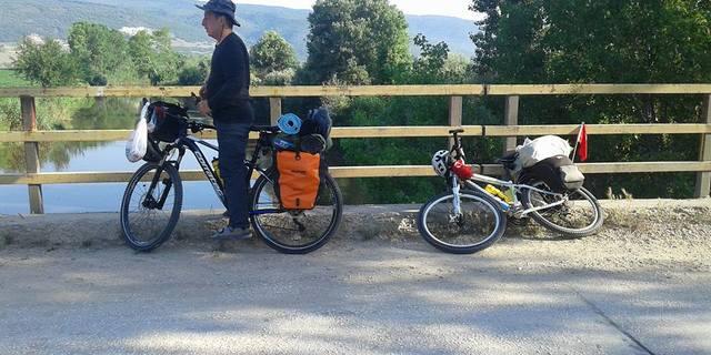 Guney marmara sahlleri karacabey longozu karadag bisiklet turu - 7541