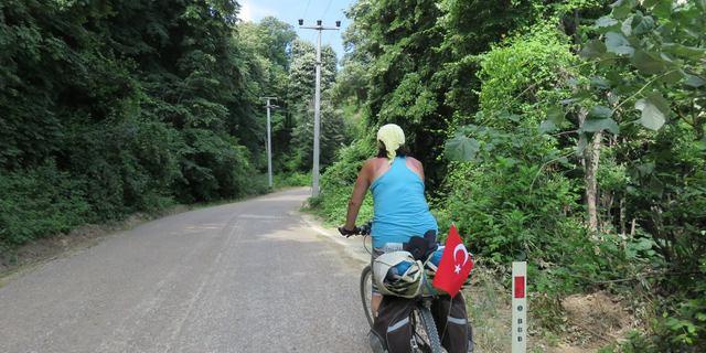 Guney marmara sahlleri karacabey longozu karadag bisiklet turu - 7559