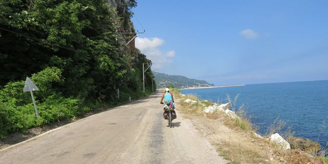 Guney marmara sahlleri karacabey longozu karadag bisiklet turu - 7560